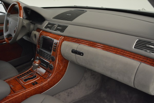 Used 2004 Maybach 57 for sale Sold at Alfa Romeo of Greenwich in Greenwich CT 06830 28