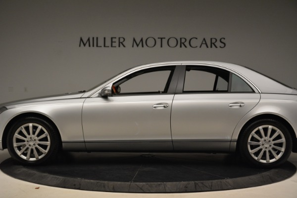 Used 2004 Maybach 57 for sale Sold at Alfa Romeo of Greenwich in Greenwich CT 06830 3
