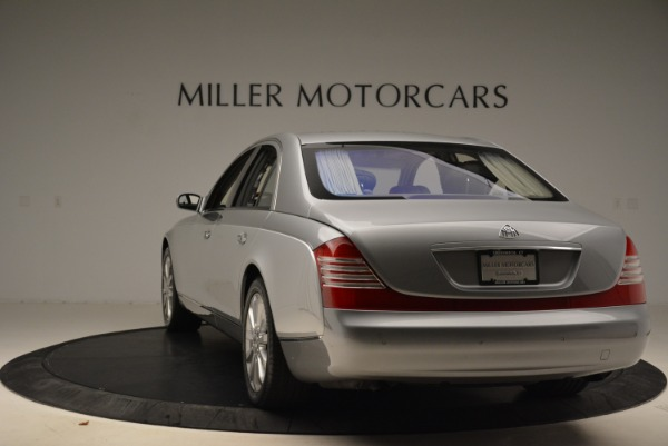 Used 2004 Maybach 57 for sale Sold at Alfa Romeo of Greenwich in Greenwich CT 06830 5