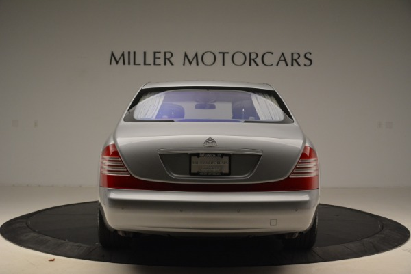 Used 2004 Maybach 57 for sale Sold at Alfa Romeo of Greenwich in Greenwich CT 06830 6