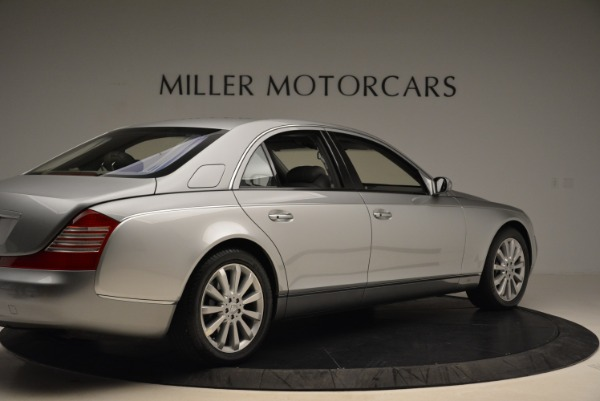 Used 2004 Maybach 57 for sale Sold at Alfa Romeo of Greenwich in Greenwich CT 06830 8