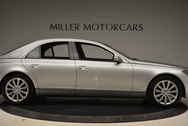 Used 2004 Maybach 57 for sale Sold at Alfa Romeo of Greenwich in Greenwich CT 06830 9