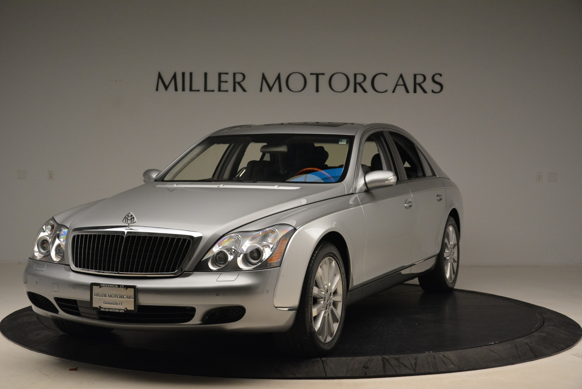Used 2004 Maybach 57 for sale Sold at Alfa Romeo of Greenwich in Greenwich CT 06830 1