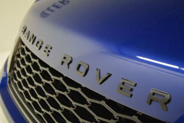 Used 2015 Land Rover Range Rover Sport SVR for sale Sold at Alfa Romeo of Greenwich in Greenwich CT 06830 14