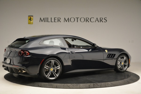 Used 2017 Ferrari GTC4Lusso for sale Sold at Alfa Romeo of Greenwich in Greenwich CT 06830 8