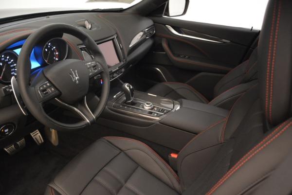 New 2018 Maserati Levante Q4 GranSport for sale Sold at Alfa Romeo of Greenwich in Greenwich CT 06830 13