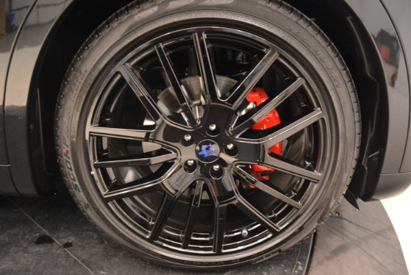 New 2018 Maserati Levante Q4 GranSport for sale Sold at Alfa Romeo of Greenwich in Greenwich CT 06830 28