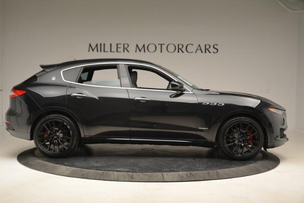 New 2018 Maserati Levante Q4 GranSport for sale Sold at Alfa Romeo of Greenwich in Greenwich CT 06830 8