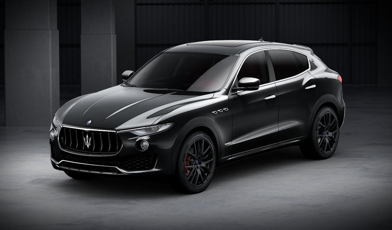 New 2018 Maserati Levante Q4 GranSport for sale Sold at Alfa Romeo of Greenwich in Greenwich CT 06830 1