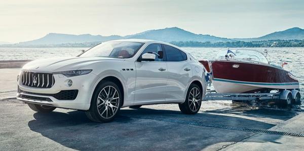 New 2017 Maserati Levante for sale Sold at Alfa Romeo of Greenwich in Greenwich CT 06830 2