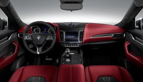 New 2017 Maserati Levante for sale Sold at Alfa Romeo of Greenwich in Greenwich CT 06830 9