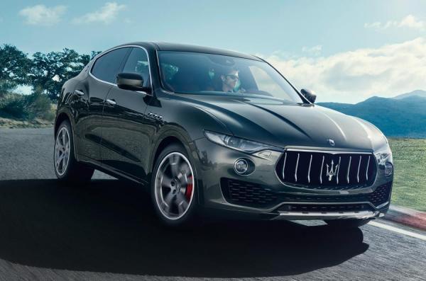 New 2017 Maserati Levante for sale Sold at Alfa Romeo of Greenwich in Greenwich CT 06830 1