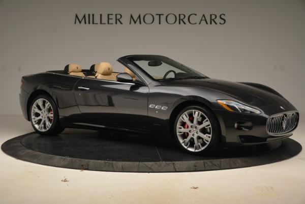 Used 2013 Maserati GranTurismo Convertible for sale Sold at Alfa Romeo of Greenwich in Greenwich CT 06830 10