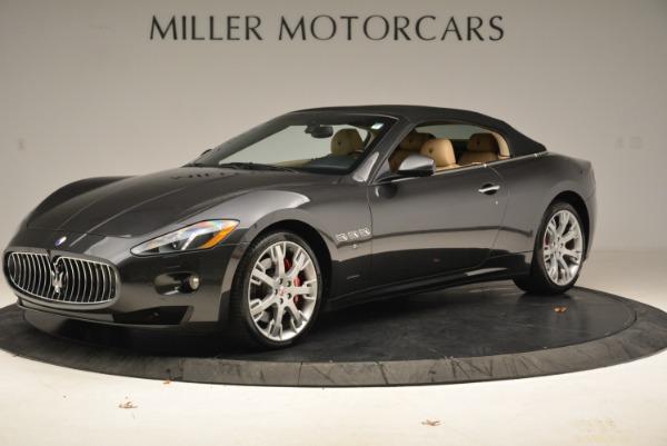 Used 2013 Maserati GranTurismo Convertible for sale Sold at Alfa Romeo of Greenwich in Greenwich CT 06830 14