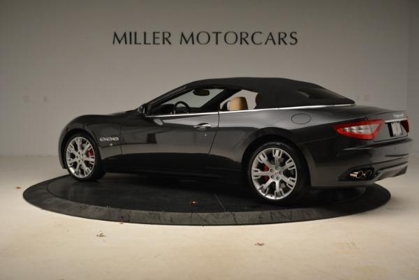 Used 2013 Maserati GranTurismo Convertible for sale Sold at Alfa Romeo of Greenwich in Greenwich CT 06830 16
