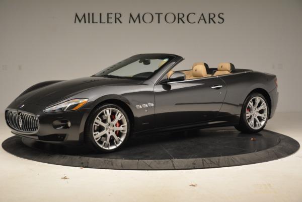 Used 2013 Maserati GranTurismo Convertible for sale Sold at Alfa Romeo of Greenwich in Greenwich CT 06830 2