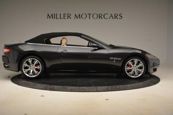 Used 2013 Maserati GranTurismo Convertible for sale Sold at Alfa Romeo of Greenwich in Greenwich CT 06830 21