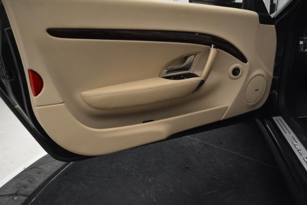 Used 2013 Maserati GranTurismo Convertible for sale Sold at Alfa Romeo of Greenwich in Greenwich CT 06830 28