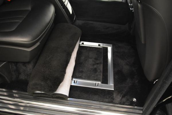 Used 2014 Rolls-Royce Phantom EWB for sale Sold at Alfa Romeo of Greenwich in Greenwich CT 06830 18