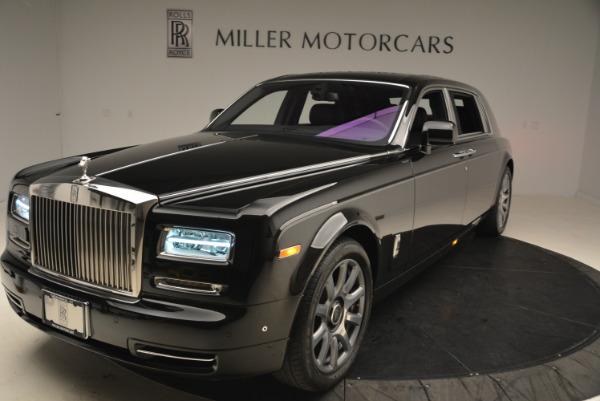 Used 2014 Rolls-Royce Phantom EWB for sale Sold at Alfa Romeo of Greenwich in Greenwich CT 06830 2