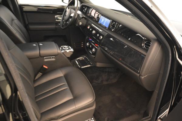 Used 2014 Rolls-Royce Phantom EWB for sale Sold at Alfa Romeo of Greenwich in Greenwich CT 06830 22