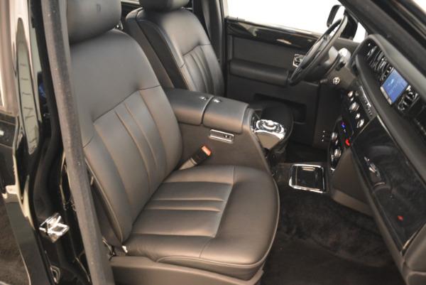 Used 2014 Rolls-Royce Phantom EWB for sale Sold at Alfa Romeo of Greenwich in Greenwich CT 06830 23