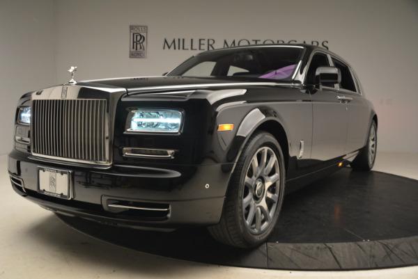 Used 2014 Rolls-Royce Phantom EWB for sale Sold at Alfa Romeo of Greenwich in Greenwich CT 06830 3