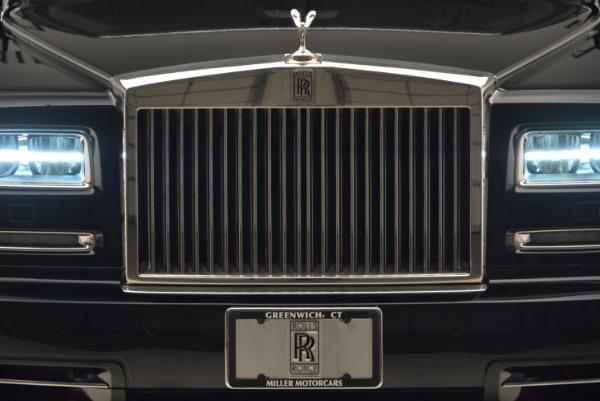 Used 2014 Rolls-Royce Phantom EWB for sale Sold at Alfa Romeo of Greenwich in Greenwich CT 06830 5
