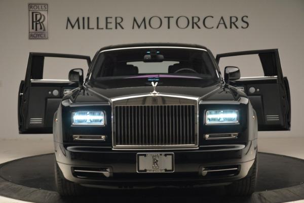 Used 2014 Rolls-Royce Phantom EWB for sale Sold at Alfa Romeo of Greenwich in Greenwich CT 06830 6