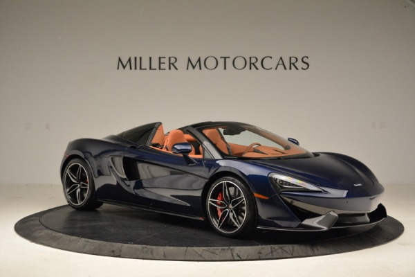 New 2018 McLaren 570S Spider for sale Sold at Alfa Romeo of Greenwich in Greenwich CT 06830 10