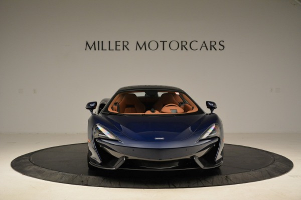 New 2018 McLaren 570S Spider for sale Sold at Alfa Romeo of Greenwich in Greenwich CT 06830 22