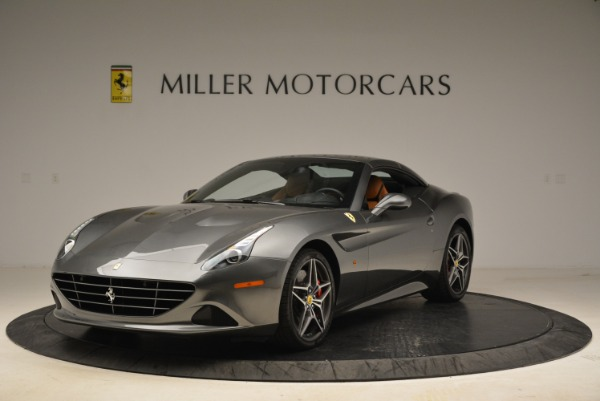 Used 2017 Ferrari California T Handling Speciale for sale Sold at Alfa Romeo of Greenwich in Greenwich CT 06830 13