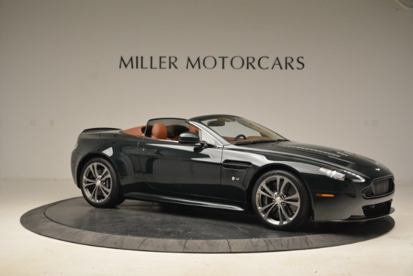 Used 2017 Aston Martin V12 Vantage S Roadster for sale Sold at Alfa Romeo of Greenwich in Greenwich CT 06830 10