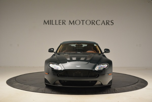 Used 2017 Aston Martin V12 Vantage S Roadster for sale Sold at Alfa Romeo of Greenwich in Greenwich CT 06830 19