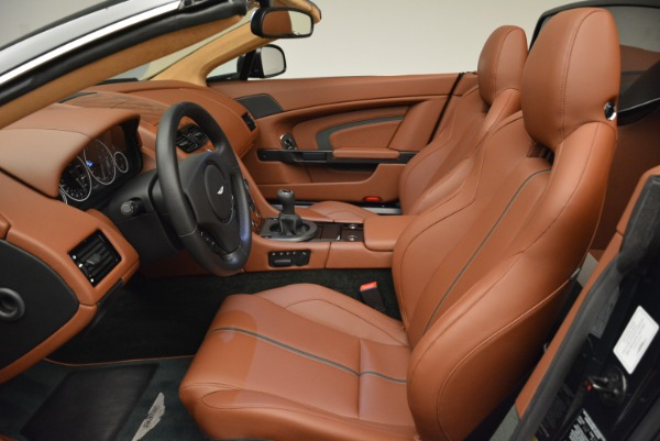 Used 2017 Aston Martin V12 Vantage S Roadster for sale Sold at Alfa Romeo of Greenwich in Greenwich CT 06830 20