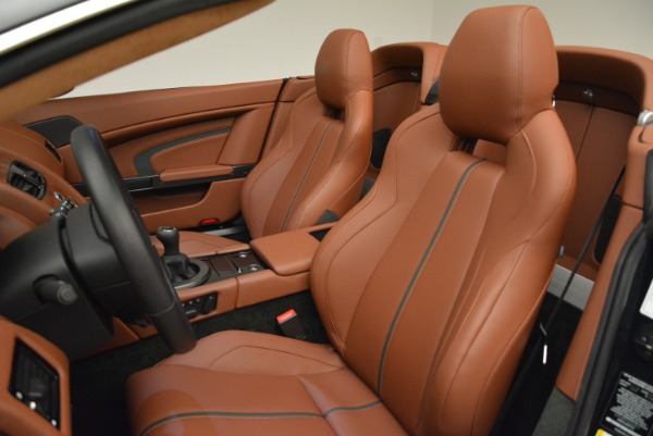 Used 2017 Aston Martin V12 Vantage S Roadster for sale Sold at Alfa Romeo of Greenwich in Greenwich CT 06830 22