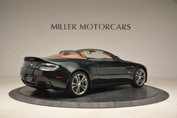 Used 2017 Aston Martin V12 Vantage S Roadster for sale Sold at Alfa Romeo of Greenwich in Greenwich CT 06830 8