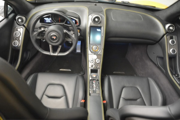 Used 2014 McLaren MP4-12C Spider for sale Sold at Alfa Romeo of Greenwich in Greenwich CT 06830 28