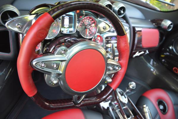 Used 2014 Pagani Huayra for sale Sold at Alfa Romeo of Greenwich in Greenwich CT 06830 13