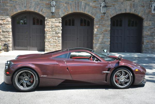 Used 2014 Pagani Huayra for sale Sold at Alfa Romeo of Greenwich in Greenwich CT 06830 2
