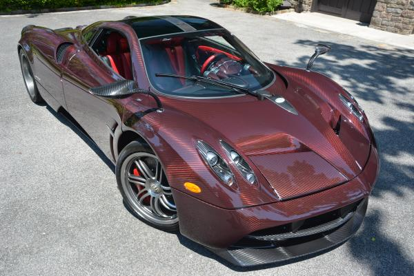 Used 2014 Pagani Huayra for sale Sold at Alfa Romeo of Greenwich in Greenwich CT 06830 3