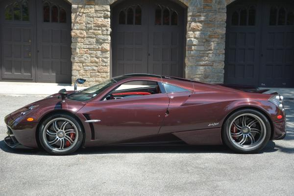 Used 2014 Pagani Huayra for sale Sold at Alfa Romeo of Greenwich in Greenwich CT 06830 4