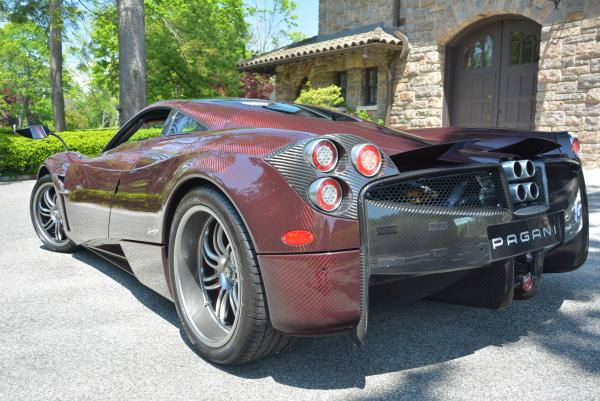 Used 2014 Pagani Huayra for sale Sold at Alfa Romeo of Greenwich in Greenwich CT 06830 6