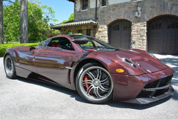 Used 2014 Pagani Huayra for sale Sold at Alfa Romeo of Greenwich in Greenwich CT 06830 7