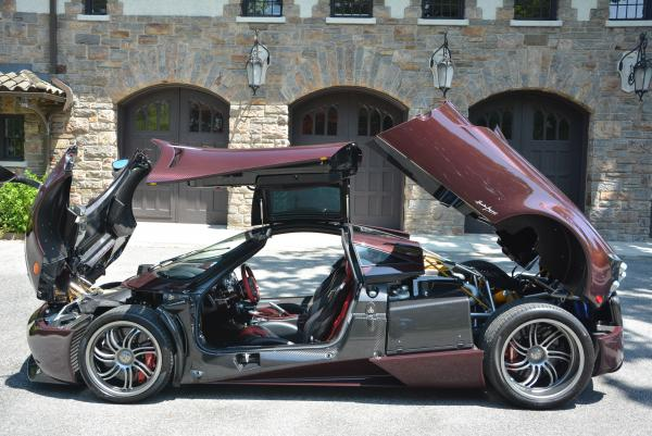 Used 2014 Pagani Huayra for sale Sold at Alfa Romeo of Greenwich in Greenwich CT 06830 8