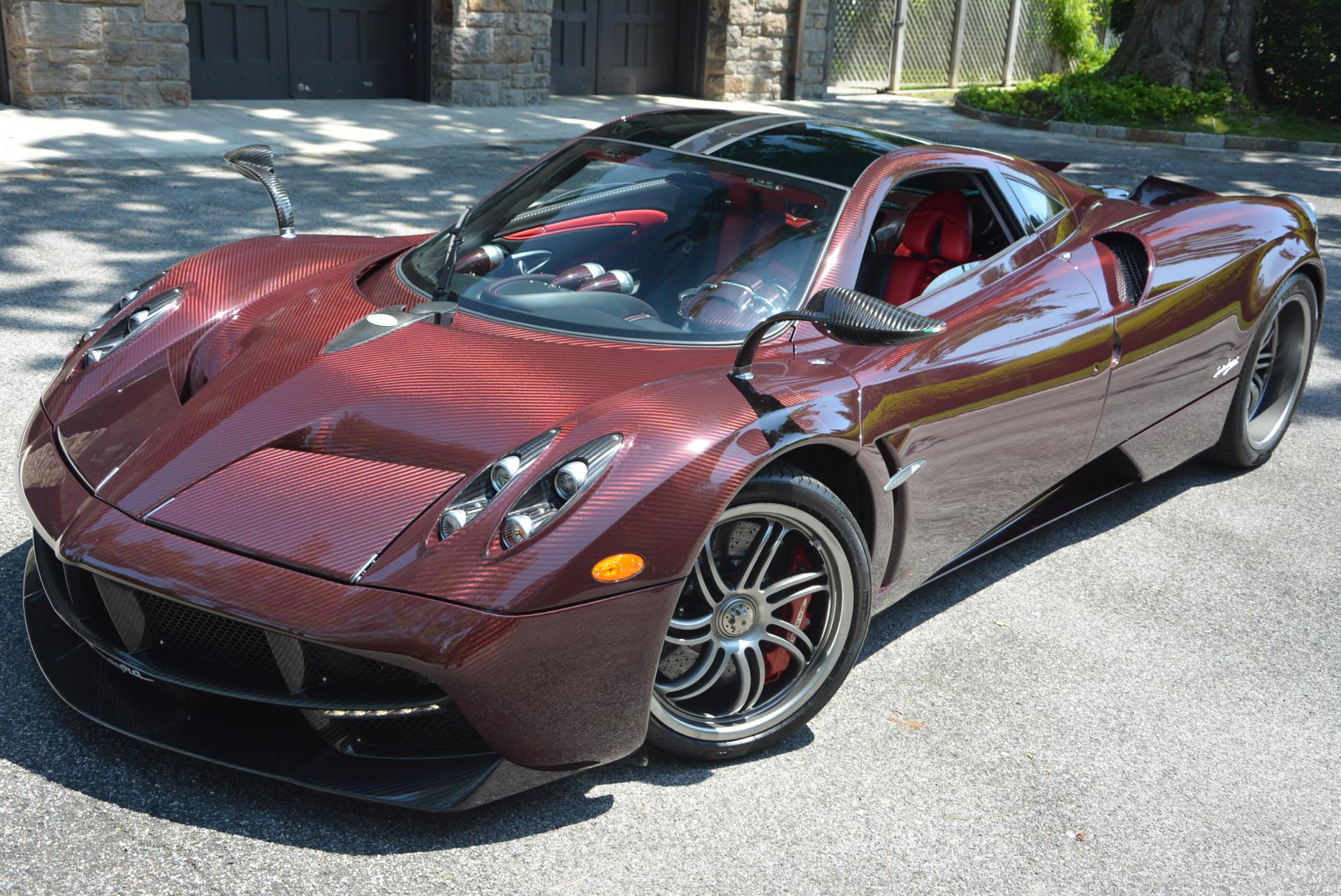 Used 2014 Pagani Huayra for sale Sold at Alfa Romeo of Greenwich in Greenwich CT 06830 1