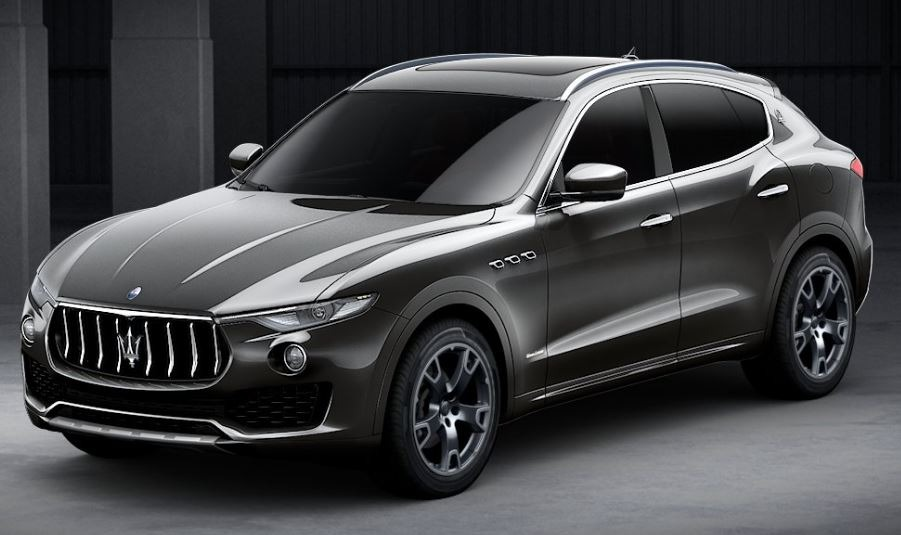 New 2018 Maserati Levante Q4 GranLusso for sale Sold at Alfa Romeo of Greenwich in Greenwich CT 06830 1