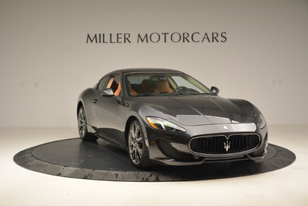 Used 2014 Maserati GranTurismo Sport for sale Sold at Alfa Romeo of Greenwich in Greenwich CT 06830 10