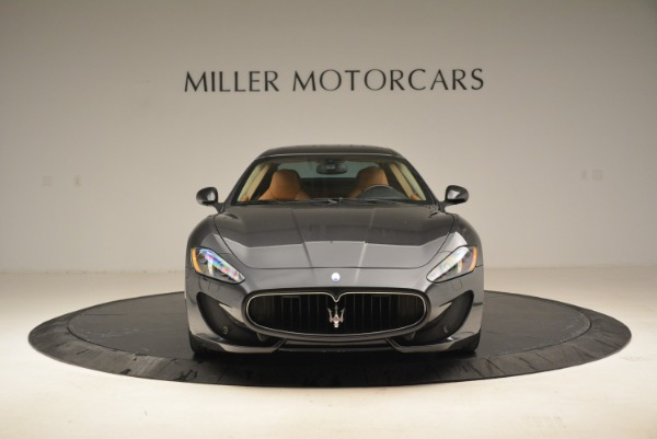 Used 2014 Maserati GranTurismo Sport for sale Sold at Alfa Romeo of Greenwich in Greenwich CT 06830 11