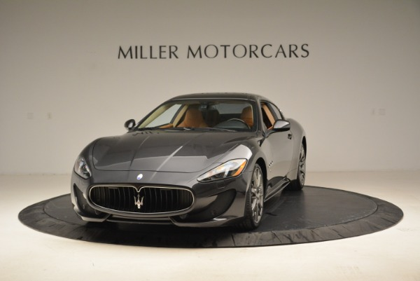 Used 2014 Maserati GranTurismo Sport for sale Sold at Alfa Romeo of Greenwich in Greenwich CT 06830 12
